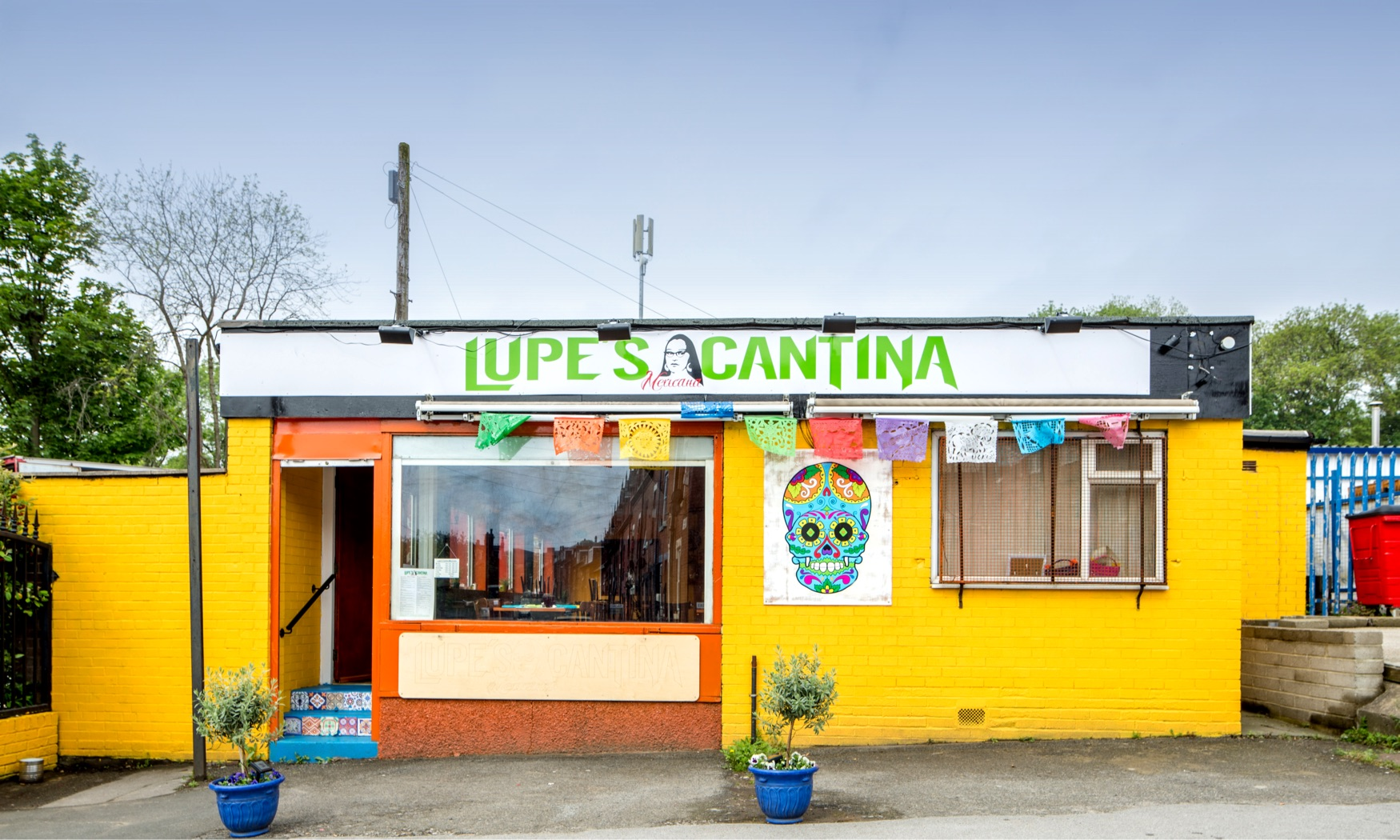 Lupes Cantina Mexicana in Leeds